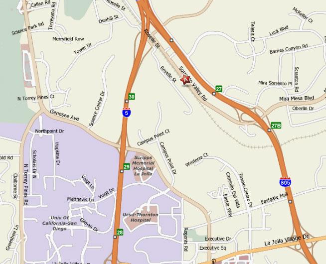 map to TVS